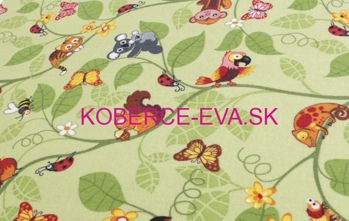 Metrážový detský koberec Happy tree 29 6057b9fb92d