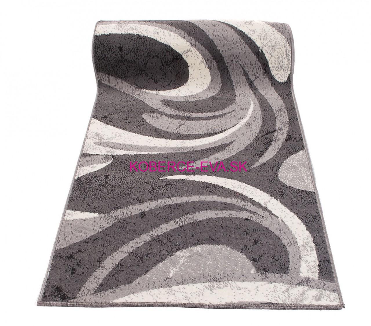 74febc0f1 Behúň koberec BCF 2641A DG | E-SHOP koberce Eva