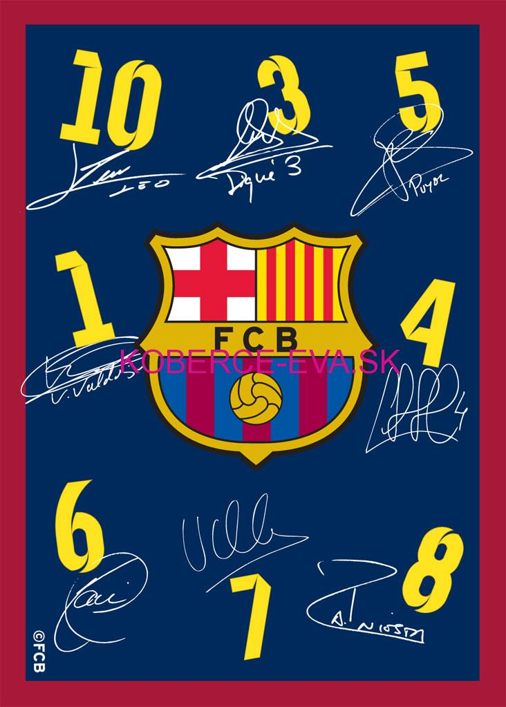 b8645e02c8612 Detský koberec Barca 02 (Koberec Barcelona veľkosť 95 x 133)